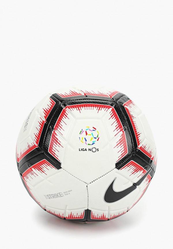Мяч футбольный Nike Nike NI464DUDMYQ6 мяч футбольный nike nk ptch event pack цвет желтый белый размер 5