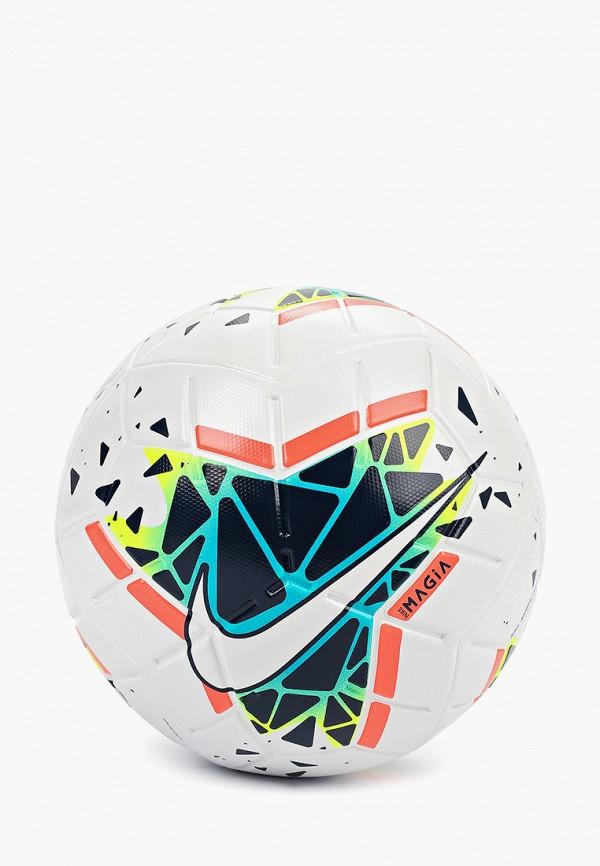 Мяч футбольный Nike Nike NI464DUFLAF0 реплика выездной игровой футболки nike 2018 19 nike цвет белый