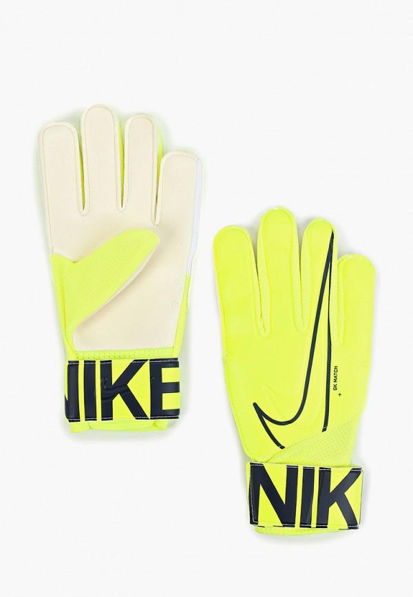 Перчатки вратарские Nike Nike NI464DUFLAG0