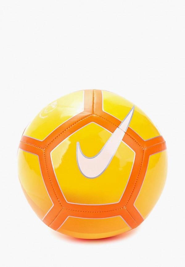 Мяч футбольный Nike Nike NI464DUKBAH5 мяч футбольный nike pitch sc3136 715 р 5