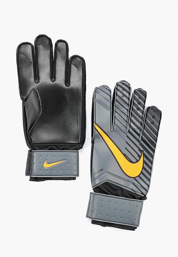 Купить Перчатки вратарские Nike, NK GK MTCH, NI464DUKBAJ2, серый, Весна-лето 2018
