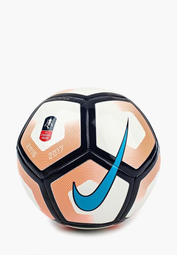 Мяч футбольный Nike Nike NI464DUPLA40 мяч футбольный nike premier team fifa р 5