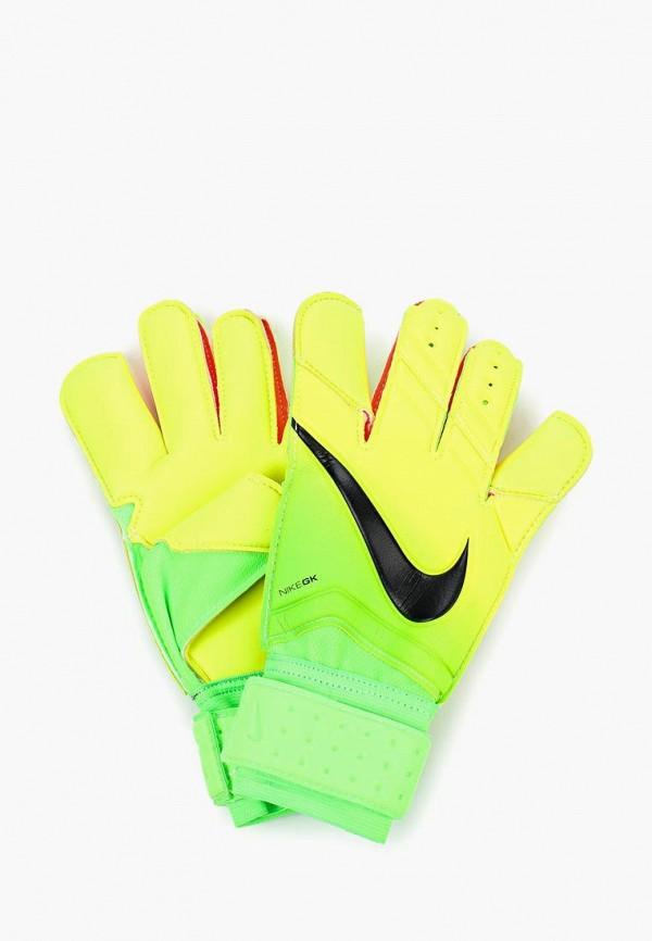 Перчатки вратарские Nike Nike NI464DUPLA44 цена