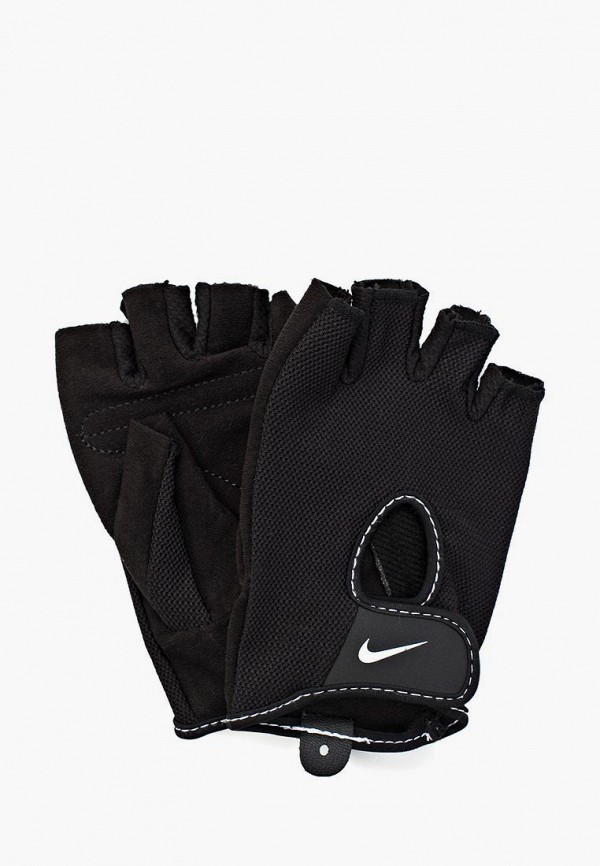Купить Перчатки Nike, NIKE WMN'S FUNDAMENTAL TRAINING GLOVES II, NI464DWKV972, черный, Весна-лето 2017