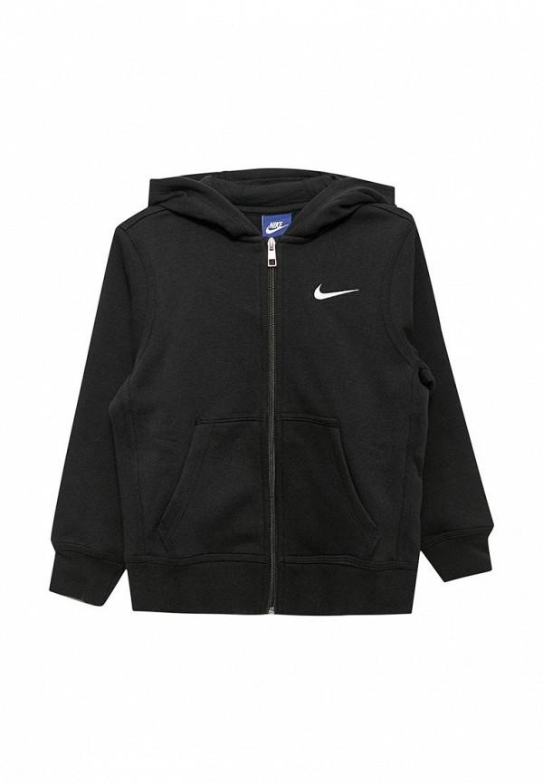 Купить Толстовка Nike, Boys' Nike Sportswear Hoodie, ni464ebabaq6, черный, Осень-зима 2018/2019