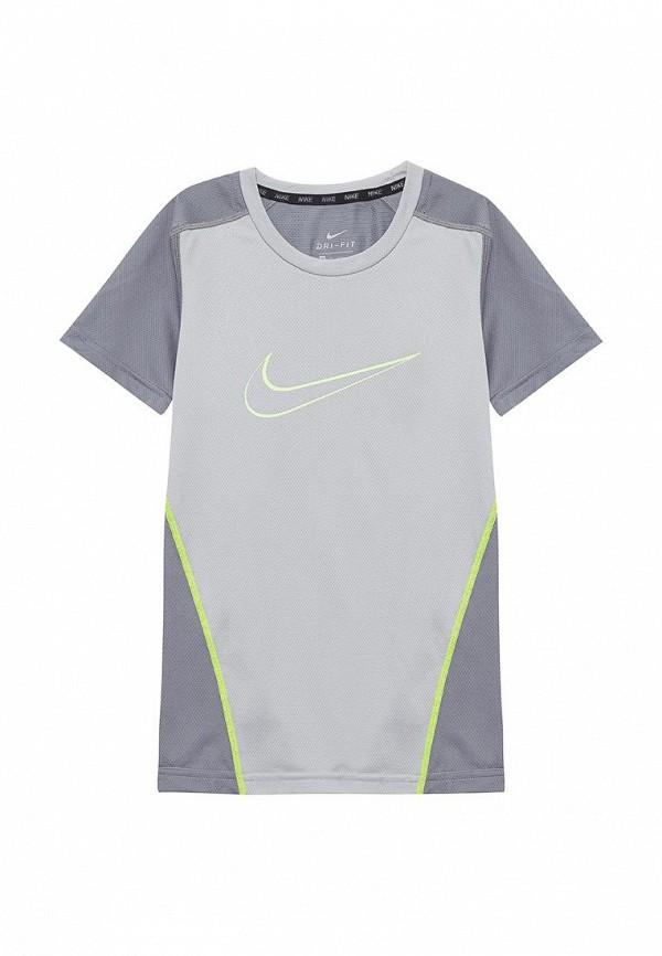 Футболка спортивная Nike Nike NI464EBABAX8 футболка спортивная nike nike ni464egabav8