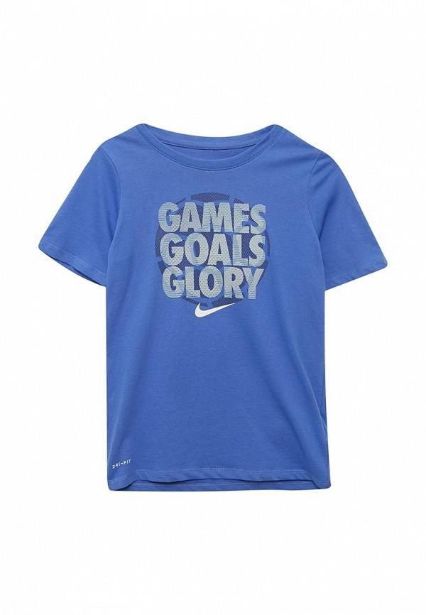 Футболка спортивная Nike Nike NI464EBABAZ9 футболка спортивная nike nike ni464emugu49
