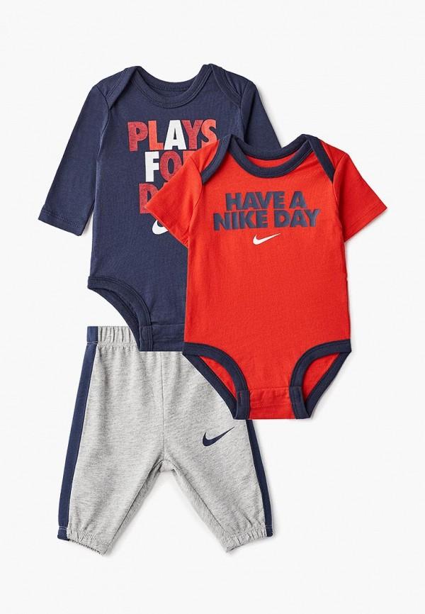 Комплект Nike Nike NI464EBAQCK5 комплект носков nike 3ppk lightweight show sx4705 901