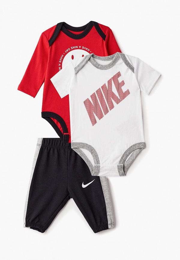 Комплект Nike Nike NI464EBAQCK7 комплект носков nike 3ppk lightweight show sx4705 901