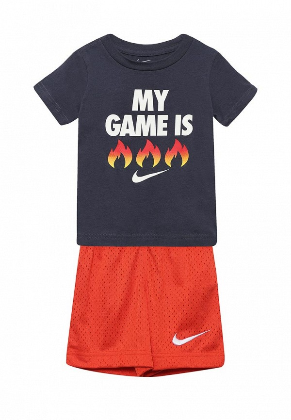 Костюм спортивный Nike Nike NI464EBAQCN8 спортивный костюм nike для женщин цвет красный