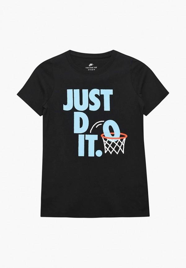 Футболка Nike Nike NI464EBBDVB2 футболка nike цвет мятный