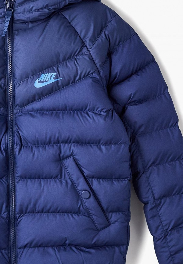 Куртка для мальчика утепленная Nike 939554-478 Фото 3