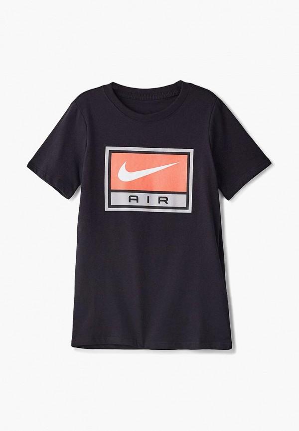 Футболка Nike Nike NI464EBBYMX2 nike sb кеды nike sb zoom stefan janoski leather черный антрацитовый черный 12