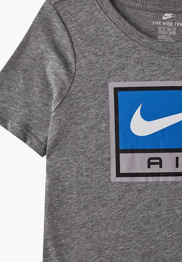 Футболка для мальчика Nike 923666-091 Фото 3