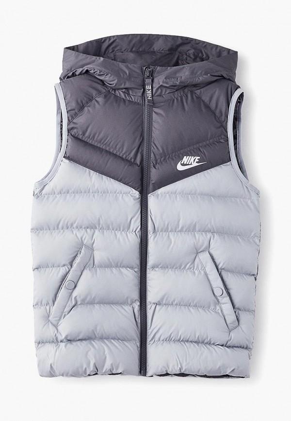 Жилет для девочки утепленный Nike 939555-012