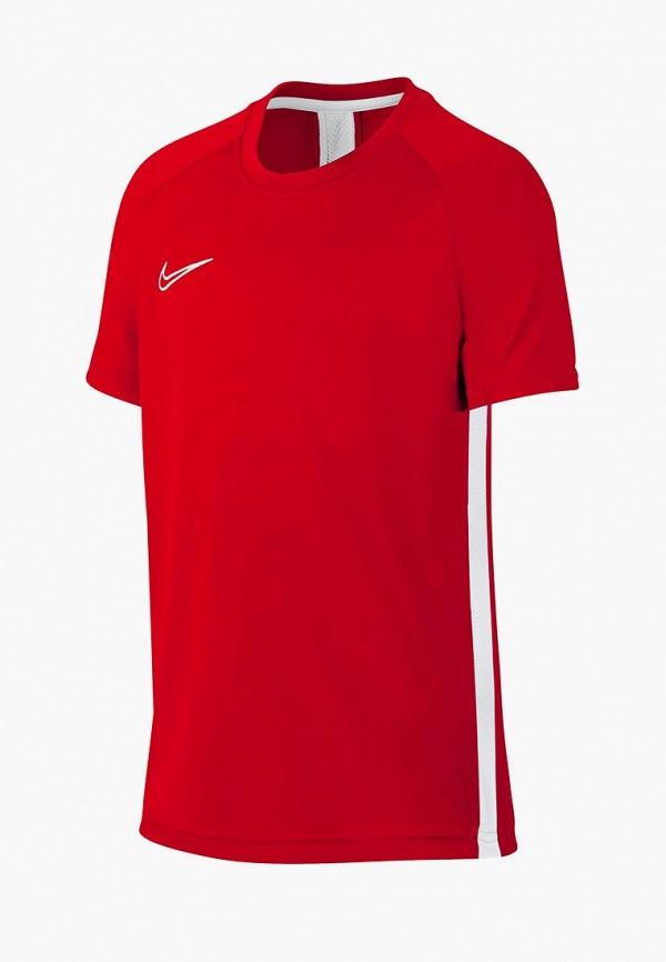 футболка nike малыши, красная