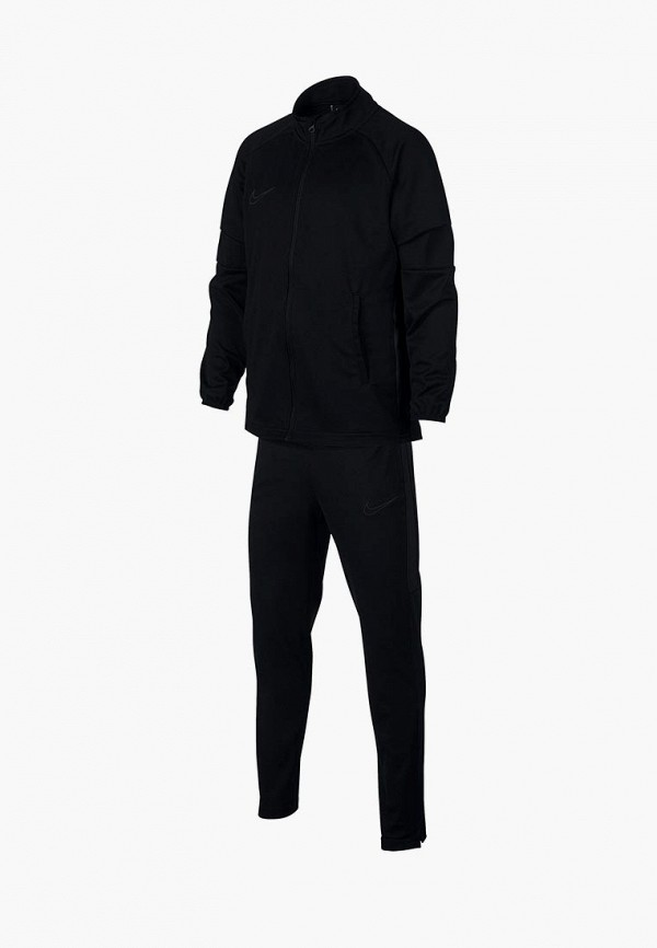 спортивные спортивный костюм nike для мальчика, черный
