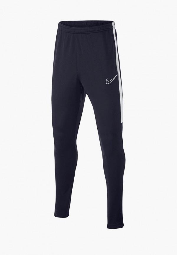 спортивные спортивные брюки nike для мальчика, синие