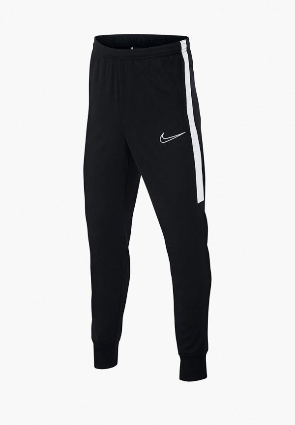 спортивные спортивные брюки nike для мальчика, черные
