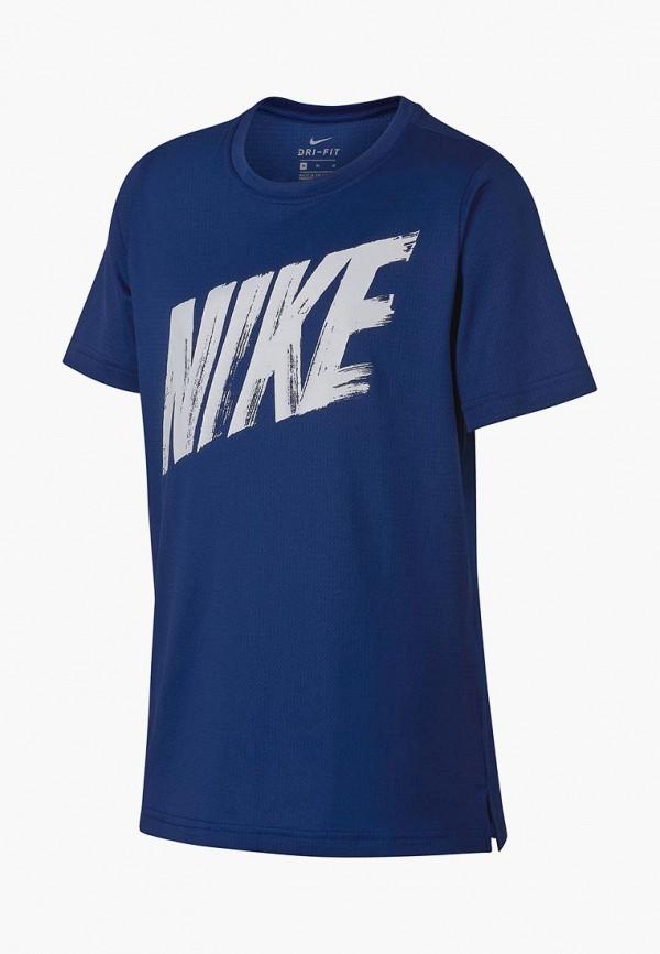 Футболка спортивная Nike Nike NI464EBDSIM2 футболка спортивная nike nike ni464emuao31