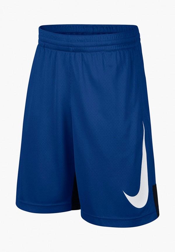 Шорты спортивные Nike Nike NI464EBDSLA6 шорты nike цвет синий размер xs