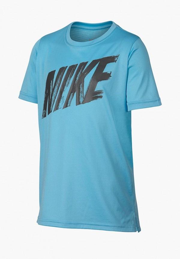 Футболка спортивная Nike Nike NI464EBDSLB3 футболка спортивная nike nike ni464emuao31