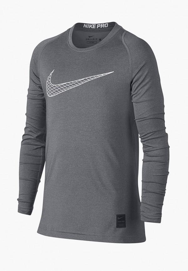 Лонгслив спортивный Nike Nike NI464EBFMCT2 лонгслив спортивный nike nike ni464ewetro3