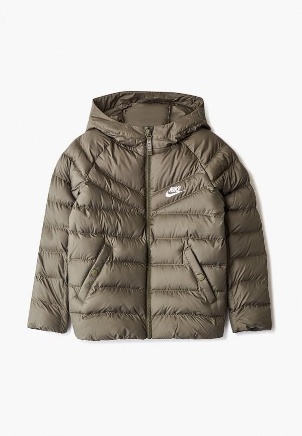 Куртка утепленная Nike Nike NI464EBFMCT6 куртка nike nike ni464emcmki6