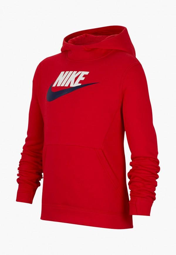 Фото - Худи Nike красного цвета