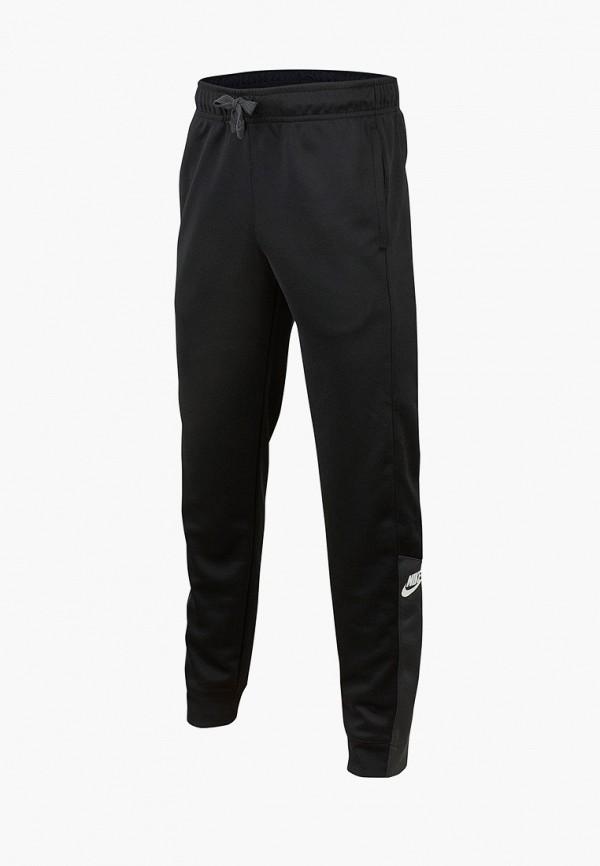 Фото - Брюки спортивные Nike черного цвета