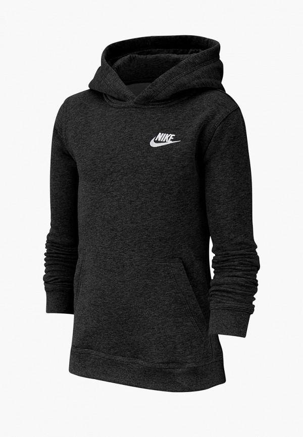 Фото - Худи Nike черного цвета