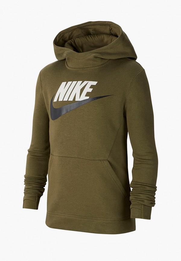 цена Худи Nike Nike NI464EBFMHR2 онлайн в 2017 году
