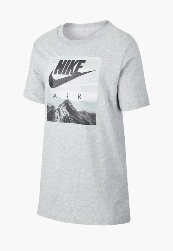 футболка nike для мальчика