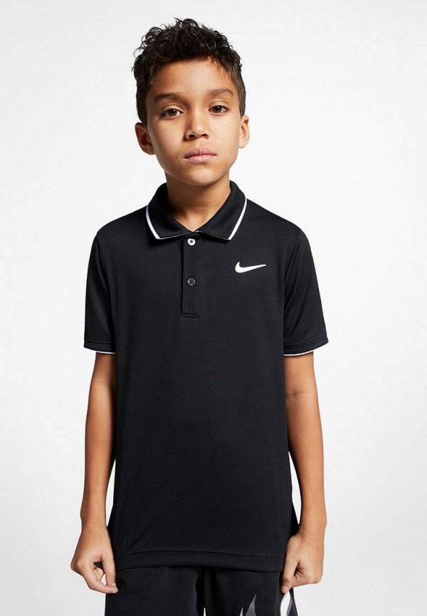 Поло для мальчика Nike BQ8792 Фото 3