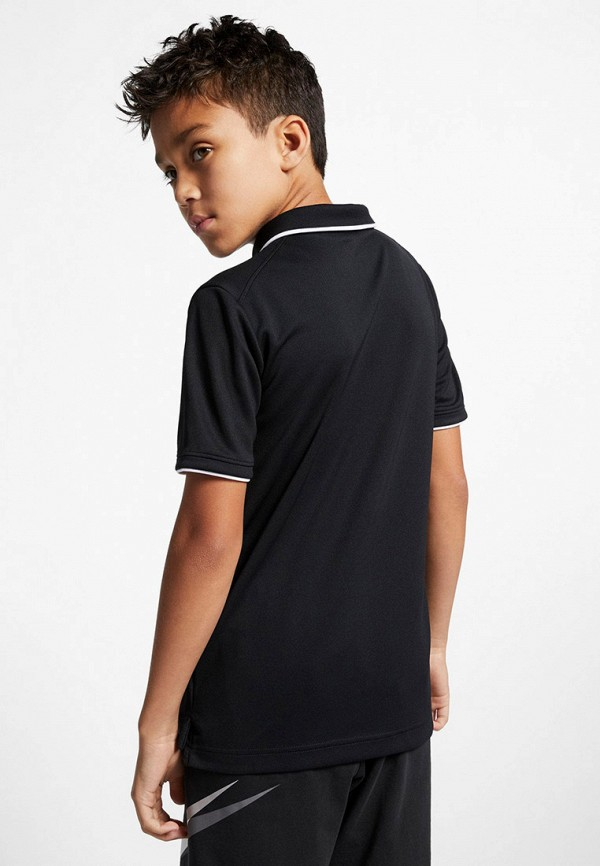 Поло для мальчика Nike BQ8792 Фото 4