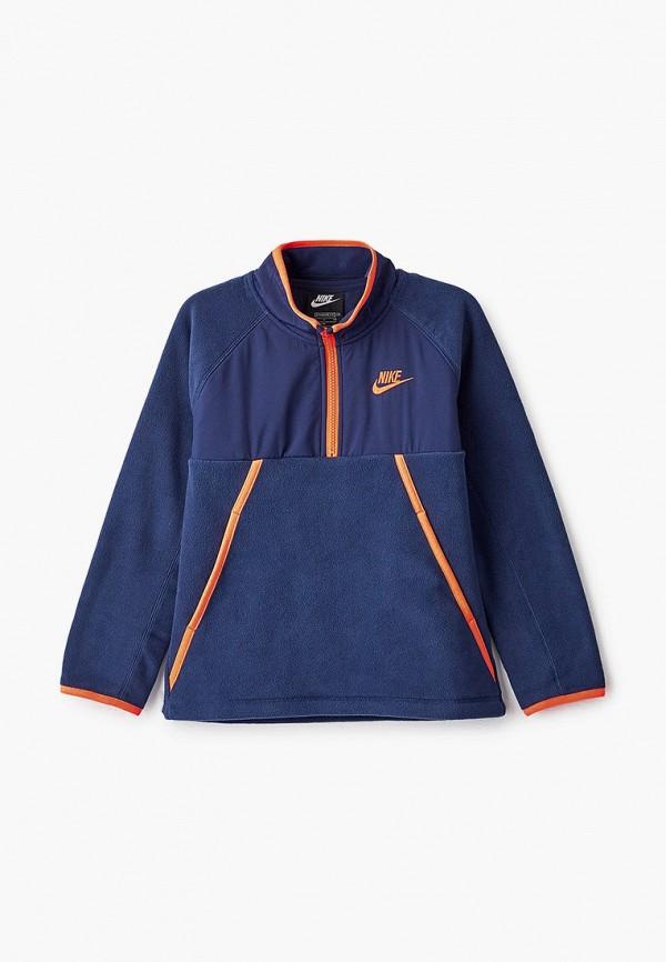 Олимпийка Nike Nike DB3242 синий фото