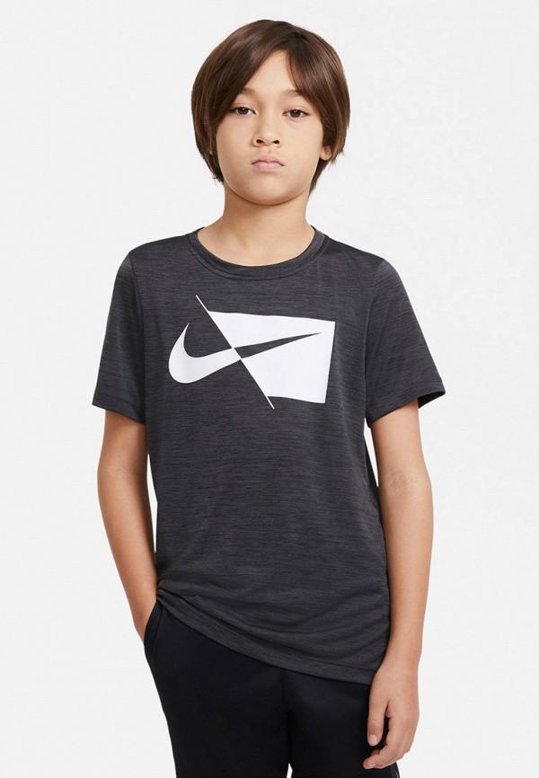 Футболка для мальчика спортивная Nike DA0282 Фото 3