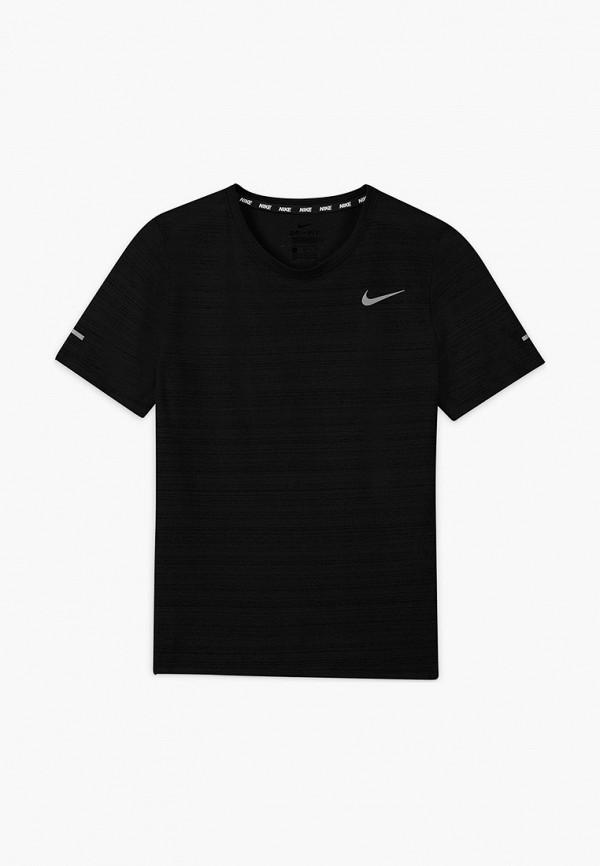 Футболка спортивная Nike Nike DD3055 черный фото