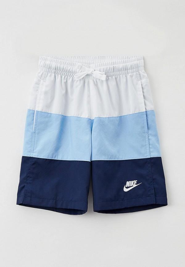 шорты nike для мальчика, разноцветные