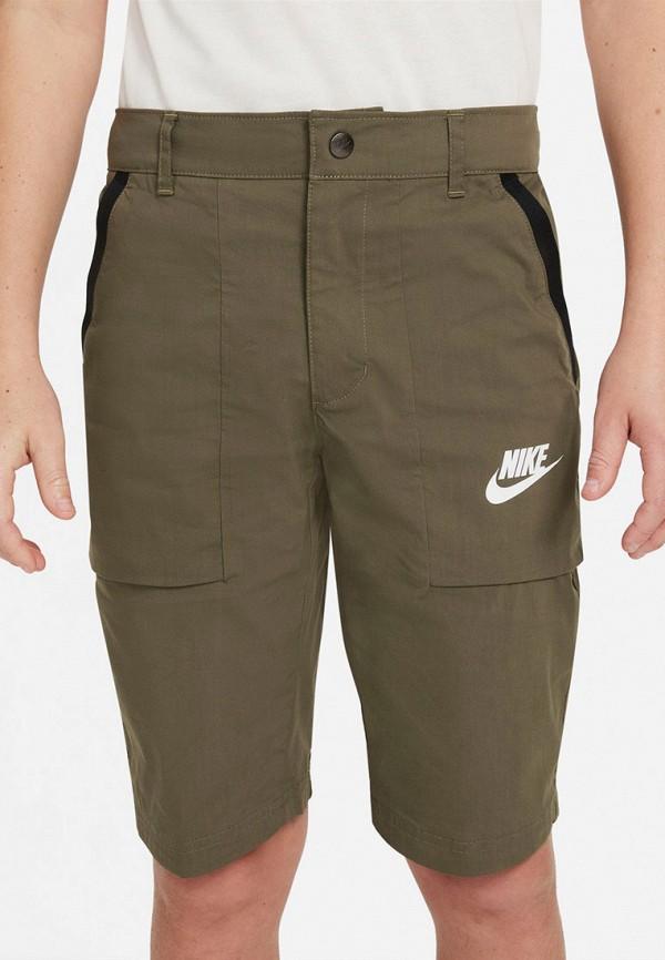 Шорты для мальчика Nike DA0856 Фото 3