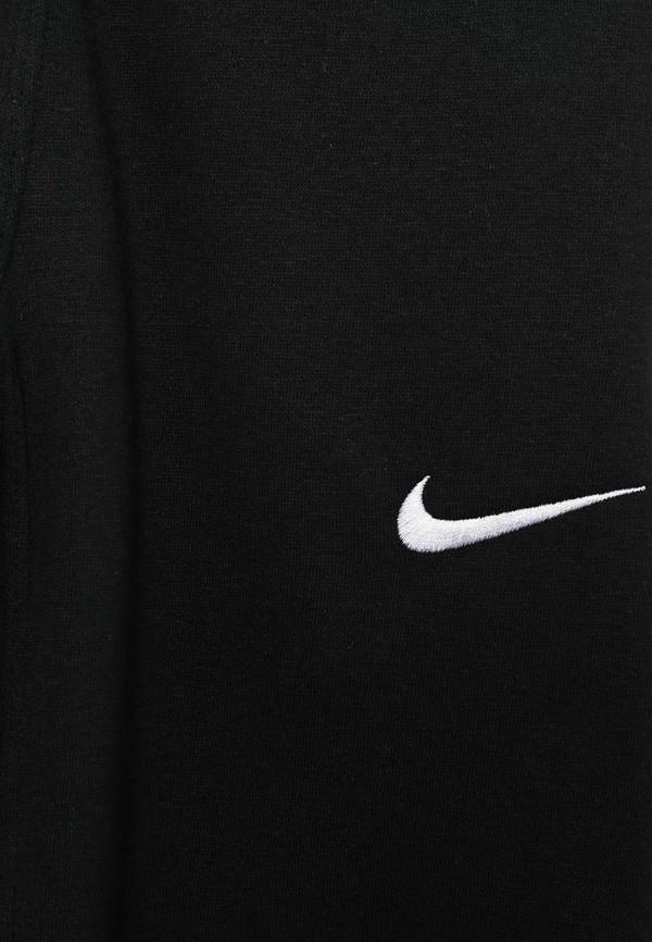Фото 3 - Брюки спортивные Nike черного цвета
