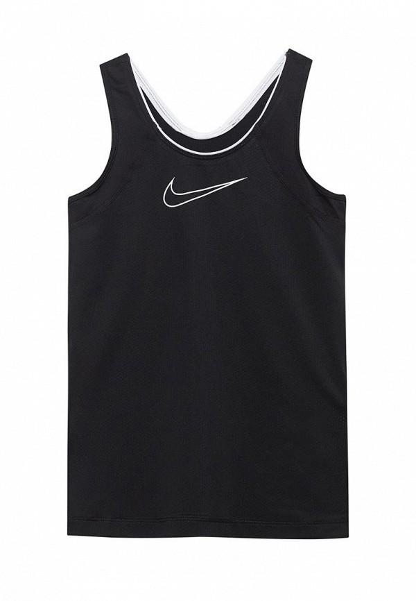Купить Майка спортивная Nike, G NP TANK, NI464EGABAU1, черный, Весна-лето 2018