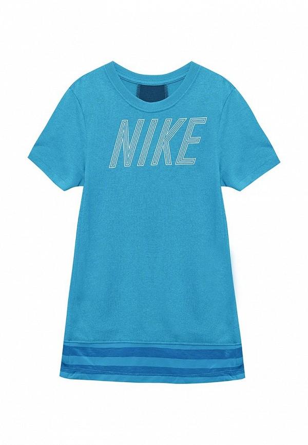Футболка спортивная Nike Nike NI464EGABAV8 футболка спортивная nike nike ni464egabav8