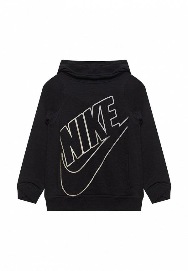 Худи Nike Nike NI464EGABAZ3 худи print bar гладкое море