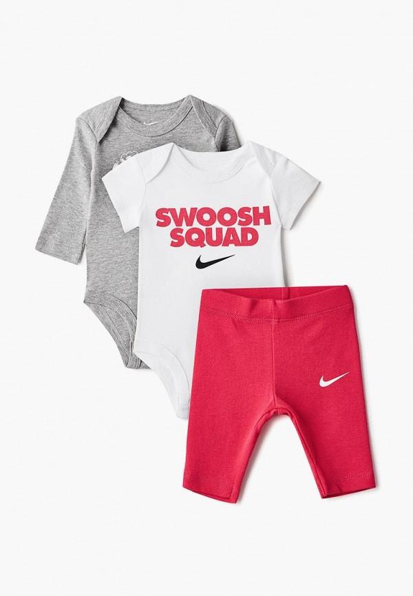 Комплект Nike Nike NI464EGAQCC1 комплект носков nike 3ppk lightweight сrew sx4704 901