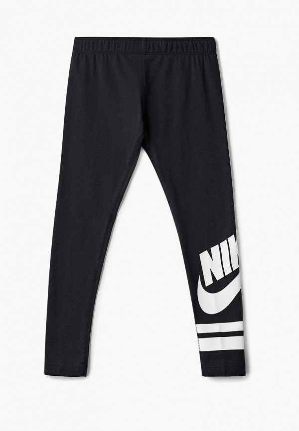 Леггинсы для девочки Nike 939447-010