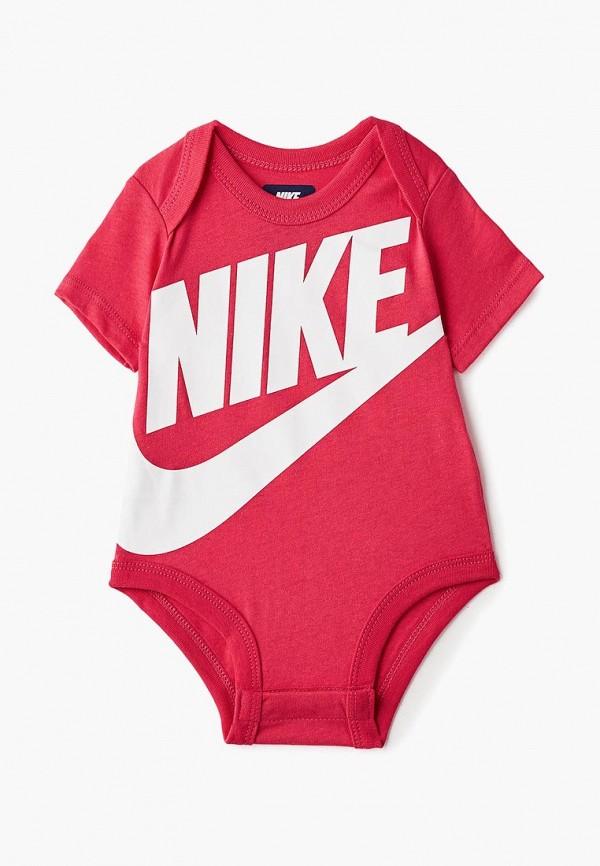 Боди Nike Nike NI464EGCODQ4 красное боди emma xxl 3xl