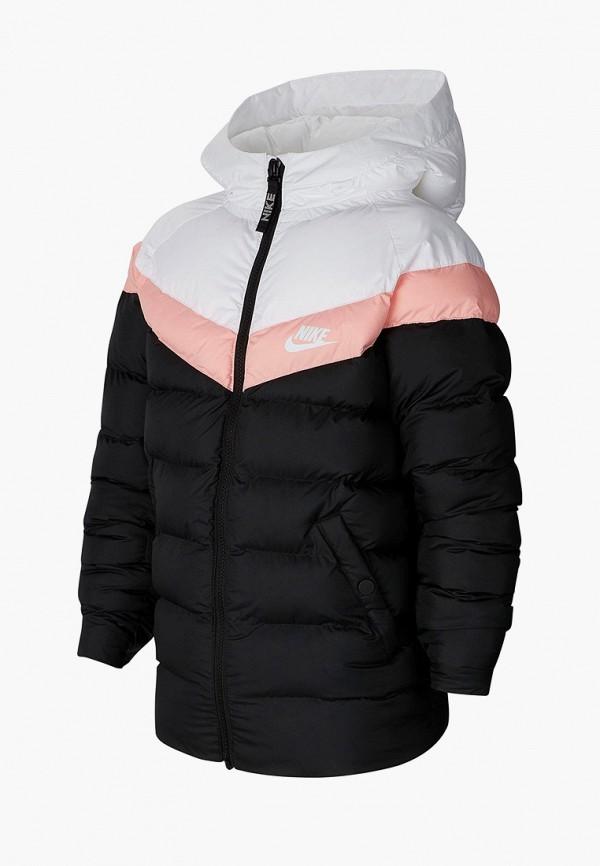 Куртка утепленная Nike Nike NI464EGFMHU7 куртка зимняя nike 2018 19 nike цвет черный