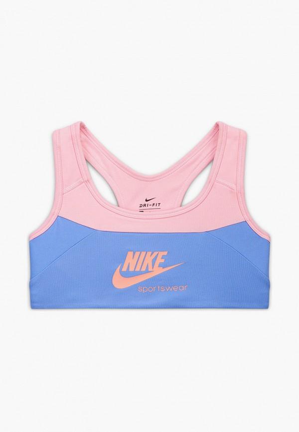 Топ для девочки спортивный Nike CU8193