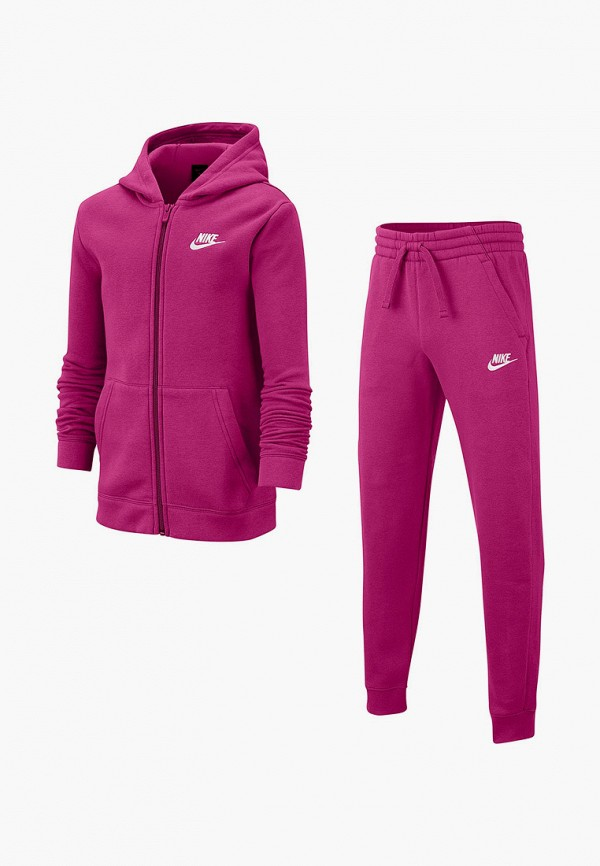 Костюм спортивный Nike Nike BV3634 розовый фото